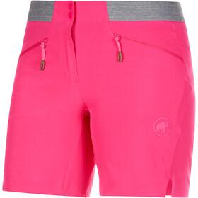 Mammut Sertig Short Femme, pink